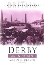 Cover of: Derby Past and Present
