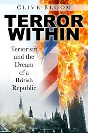 Cover of: Terror Within
