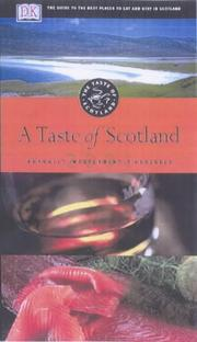 Cover of: A Taste of Scotland