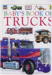 Cover of: Baby's Book of Trucks