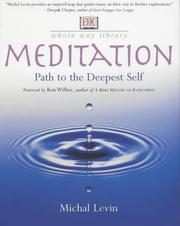 Cover of: Meditation (Whole Way Library)