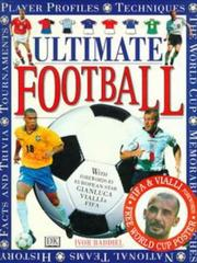 Cover of: The Ultimate Football Book (The Ultimate)