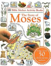 Cover of: Moses