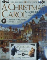 Cover of: Christmas Carol (Eyewitness Classics) |