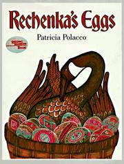 Cover of: Rechenka's Eggs