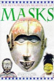 Cover of: Masks (Metropolitan Museum of Art)