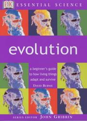 Cover of: Evolution (Essential Science)