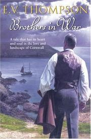 Cover of: Brothers in War
