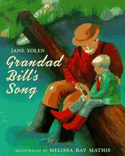 Cover of: Grandad Bill's song
