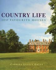 Cover of: Country Life
