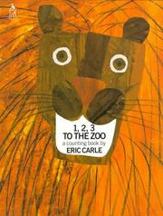 Cover of: 123 to the Zoo (Sandcastle) (Sandcastle Books) | Eric Carle