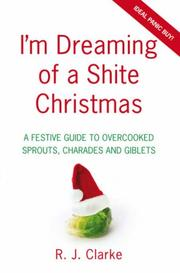 Cover of: I'm Dreaming of a Shite Christmas