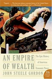 Cover of: Empire of Wealth