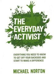 Cover of: Everyday Activist | Michael Norton