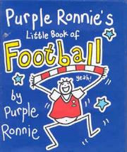Cover of: Purple Ronnie