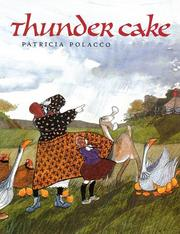 Cover of: Thunder Cake