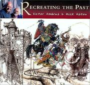 Cover of: Recreating the Past | Victor Ambrus