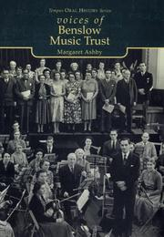 Cover of: Voices of Benslow Music Trust (Tempus Oral History)