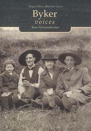 Cover of: Byker Voices (Tempus Oral History)