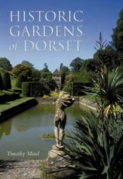 Cover of: Historic Gardens of Dorset
