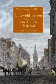 Cover of: The Complete Diary of a Cotswold Parson