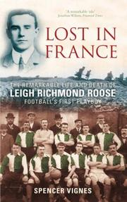 Cover of: Lost in France