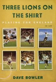 Cover of: Three Lions on the Shirt