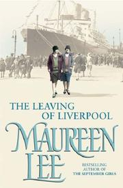 Cover of: The Leaving Of Liverpool