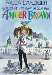 Cover of: You can't eat your chicken pox, Amber Brown