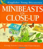 Cover of: Minibeasts in Close Up (Young Discoverers)