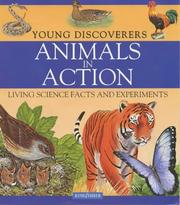 Cover of: Animals in Action (Young Discoverers)