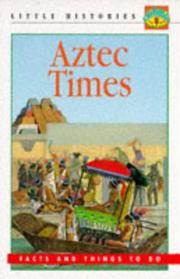 Cover of: Aztec Times (Little Histories)