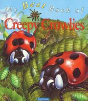 Cover of: My Best Book of Creepy-crawlies (My Best Book Of...)