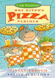 Cover of: Mrs. Hippo's Pizza Parlour (I Am Reading)