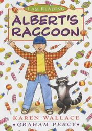 Cover of: Albert's Raccoon (I Am Reading)