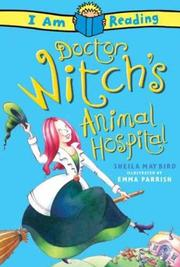 Cover of: Dr Witch's Animal Hospital (I AM READING)