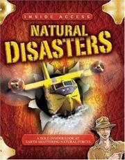 Cover of: Natural Disasters (Inside Access) | BILL MCGUIRE