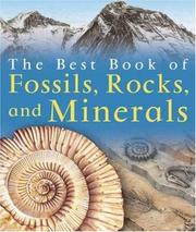 Cover of: The Best Book of Fossils, Rocks & Minerals (The Best Book of)