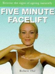 Cover of: Five minute facelift
