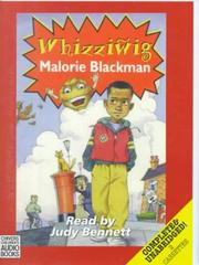 Cover of: Whizziwig | Malorie Blackman