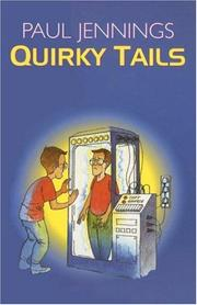 Cover of: Quirky Tails | Paul Jennings