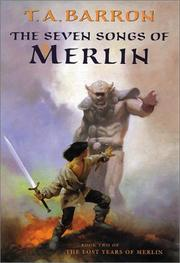 Cover of: The seven songs of Merlin