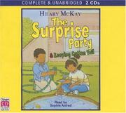 Cover of: The Surprise Party & Keeping Cotton Tail