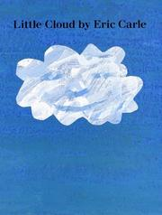 Cover of: Little cloud | Eric Carle