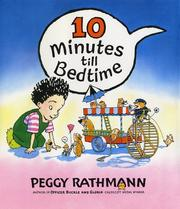 Cover of: 10 minutes till bedtime