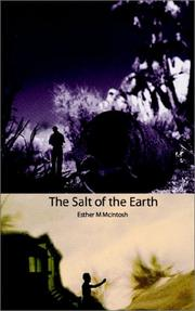 Cover of: The Salt of the Earth | Esther M. McIntosh