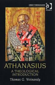 Cover of: Athanasius