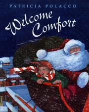 Cover of: Welcome Comfort