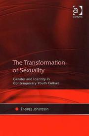 Cover of: The Transformation of Sexuality