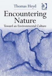 Cover of: Encountering Nature